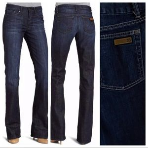 Joe's Jeans Icon Muse Size 31 Dark Wash